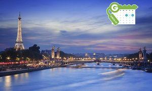 Groupon - Paris: Aufenthalt für Zwei oder Vier mit Frühstück und 1x Kreuzfahrt (1h) auf der Seine im Hôtel Délos Vaugirard  in Hotel Délos Vaugirard. Groupon Angebotspreis: 85€