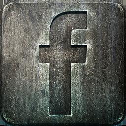'Derelict Social Media Icons' by Noel Tock Social media