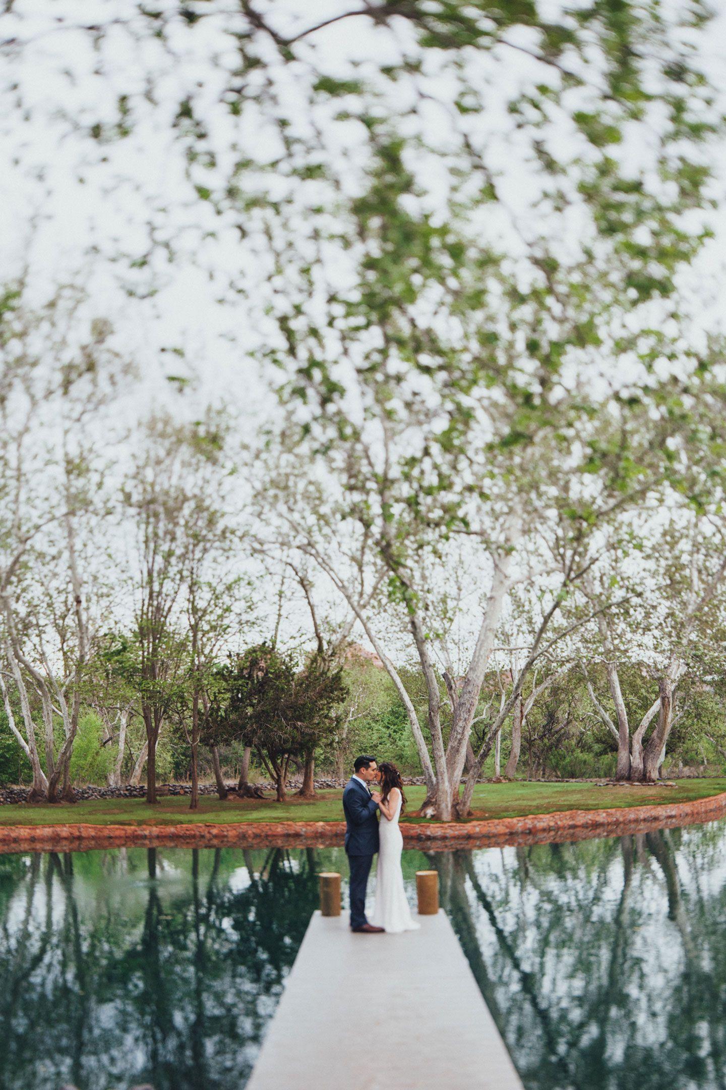 Jane In The Woods Sedona Wedding Photography