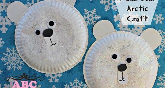 polar bear arctic craft winter fun pinterest polar bear bears