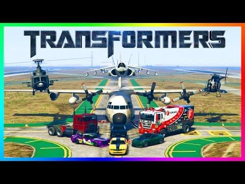 Cool GTA ONLINE TRANSFORMERS CYBER MONDAY FREEMODE SPECIAL - Cool cars gta online