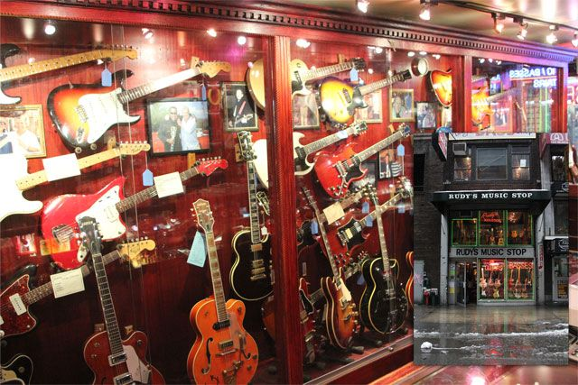 Gallery 20 Coolest Guitar Stores In The Us Volume 2 Guitar Store Music Shop Cool Guitar