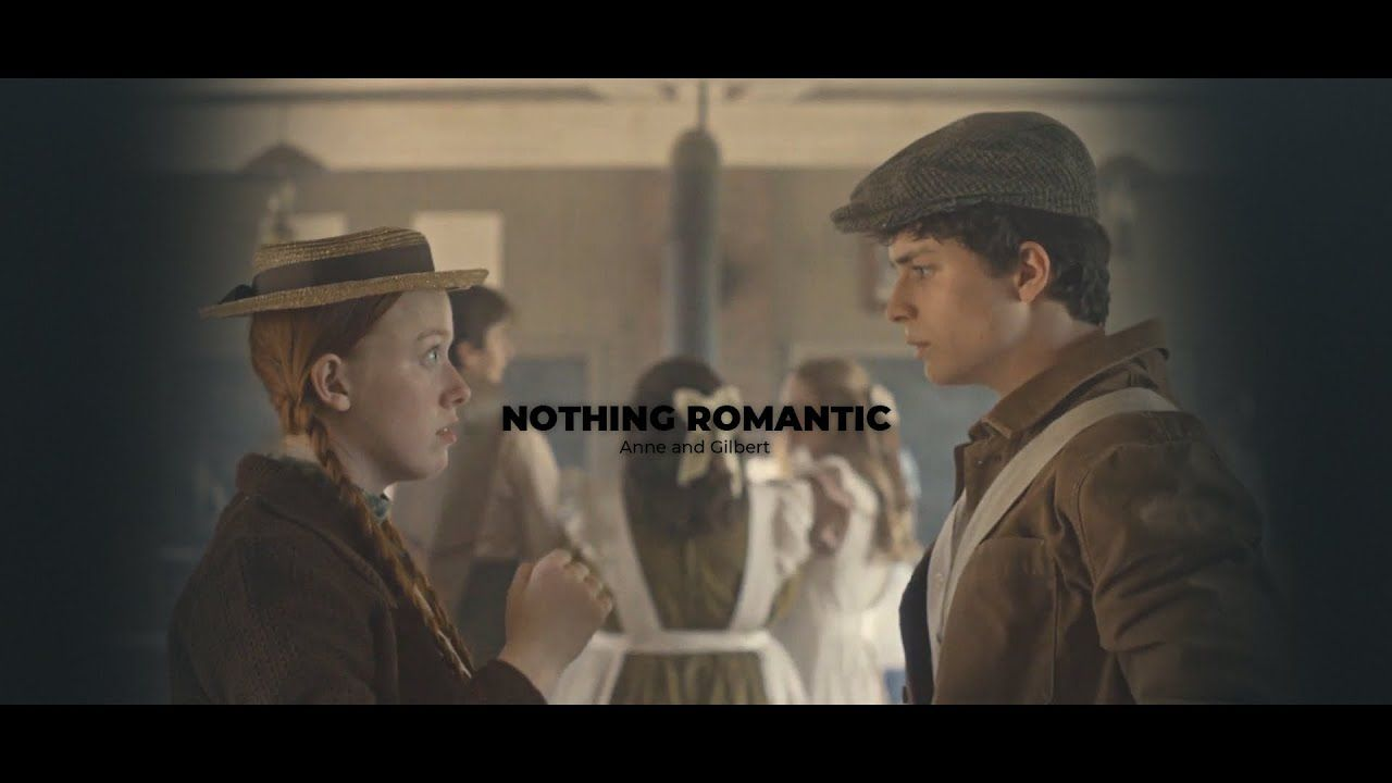 Anne And Gilbert Nothing Romantic 3x05 In 2020 Gilbert And Anne
