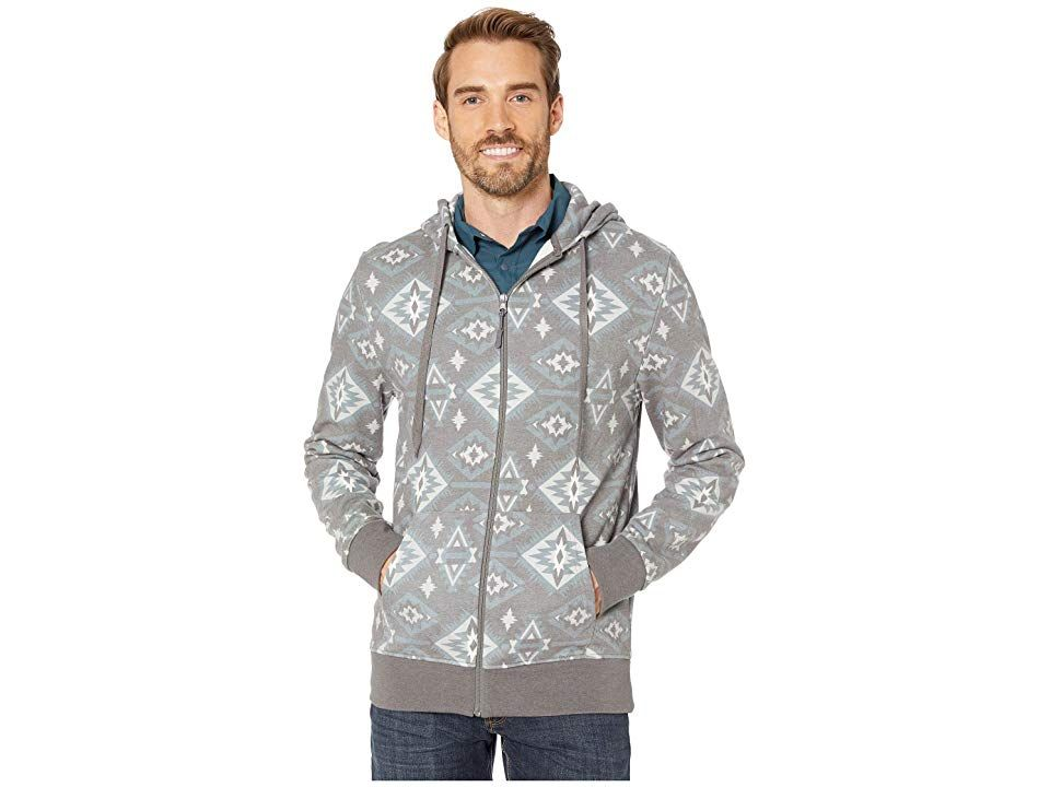 Rock and Roll Cowboy Long Sleeve Zip Front 92-2724 Men's Clothing Charcoal #rockandrolloutfits