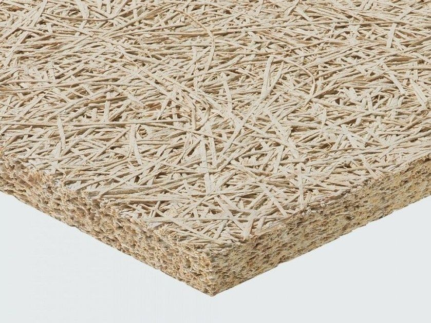 Cement Bonded Wood Fiber Thermal Insulation Panel Sound Insulation Panel Celenit Ab By Celenit Acoustic Panels Sound Insulation Wood Fiber