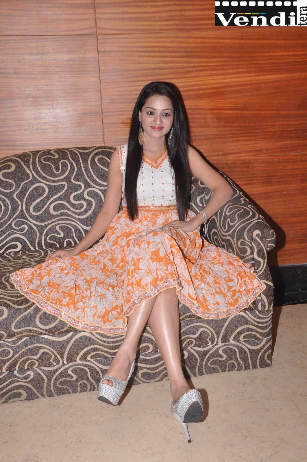 Reshma in white wet transparent dress images