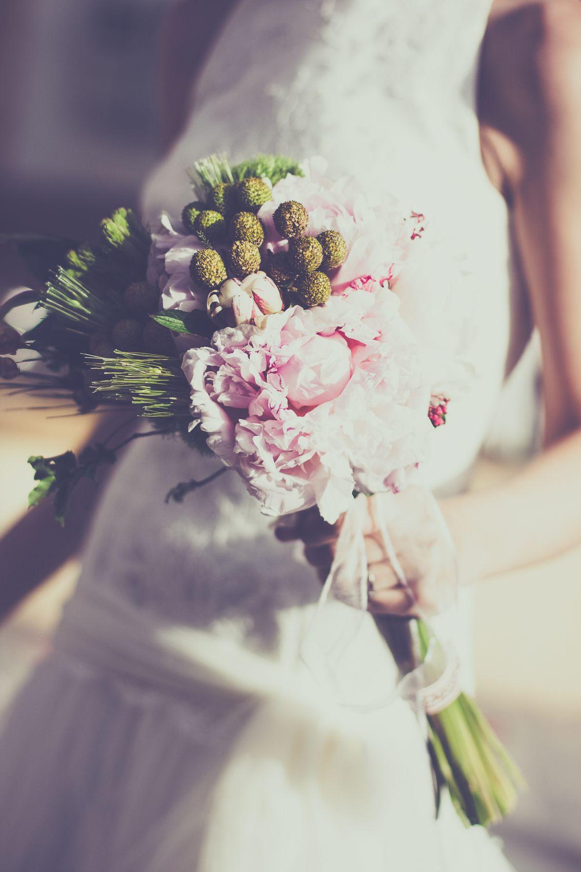 Detalle de ramos de novia. http://www.onlylovephoto.com/