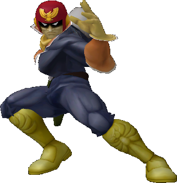 c9476bd74e9385ac2af621fea96a9542 - How To Get Captain Falcon In Super Smash Bros Brawl