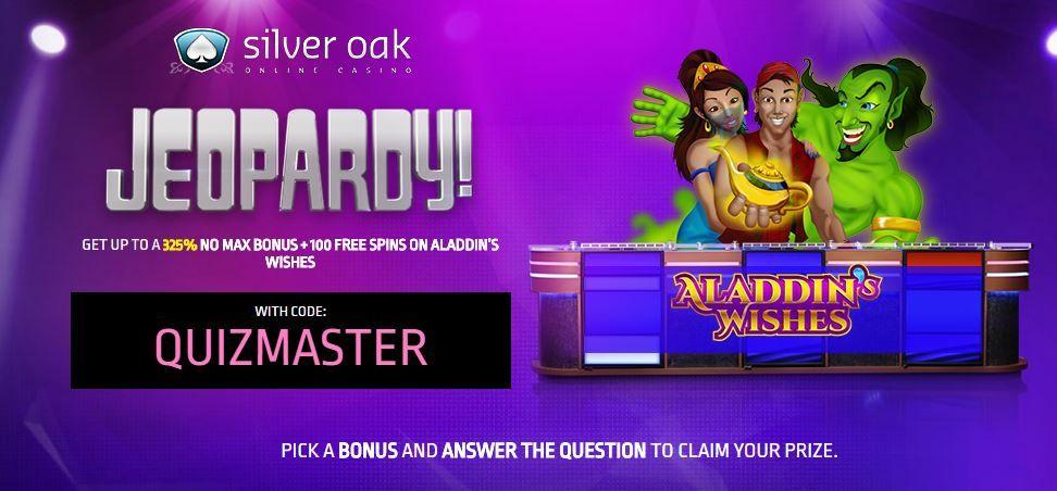 Silver Oak Casino Bonus Codes No Deposit and No Rules