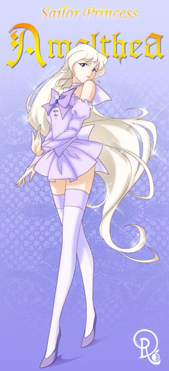 disney princesses and heroines as sailor moon characters