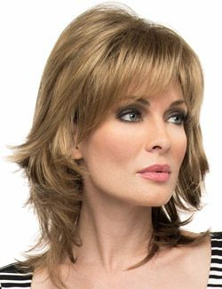 Mila Synthetic Wig Traditional Cap With Images Hair Lengths Wig Hairstyles Hair Styles