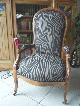 ils ont eux m me restaurer ou tapisser leur fauteuil ou si ge cr ation tapissier et. Black Bedroom Furniture Sets. Home Design Ideas