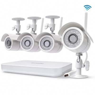Top 10 Best Outdoor Wireless Security Camera System with ...