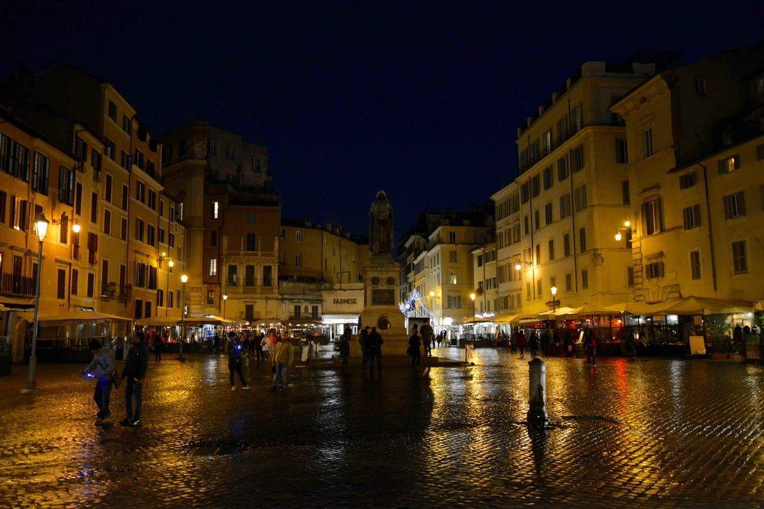 Roma, Italia, Italy, Campo de' Fiori