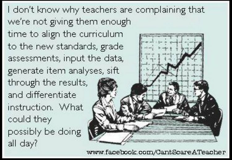 67 Hilarious Teacher Memes - A teacher's work is never done