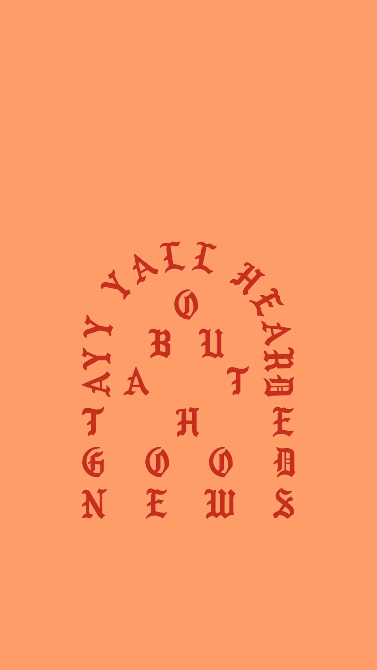 Kanye West Wallpaper EyeOfTrueWorlds