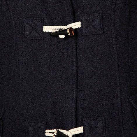 Red Herring Navy duffle coat- at Debenhams.com | Duffle ...