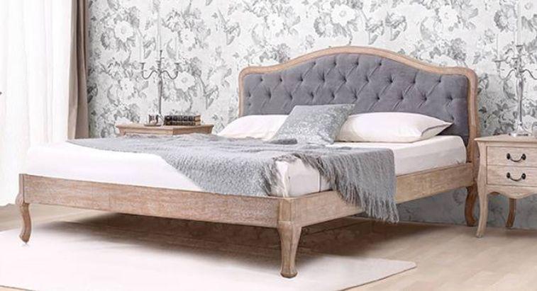 صور سرير نوم مودرن للمتزوجين تصميمات حديثة Wooden King Size Bed Bed Without Storage King Size Bed