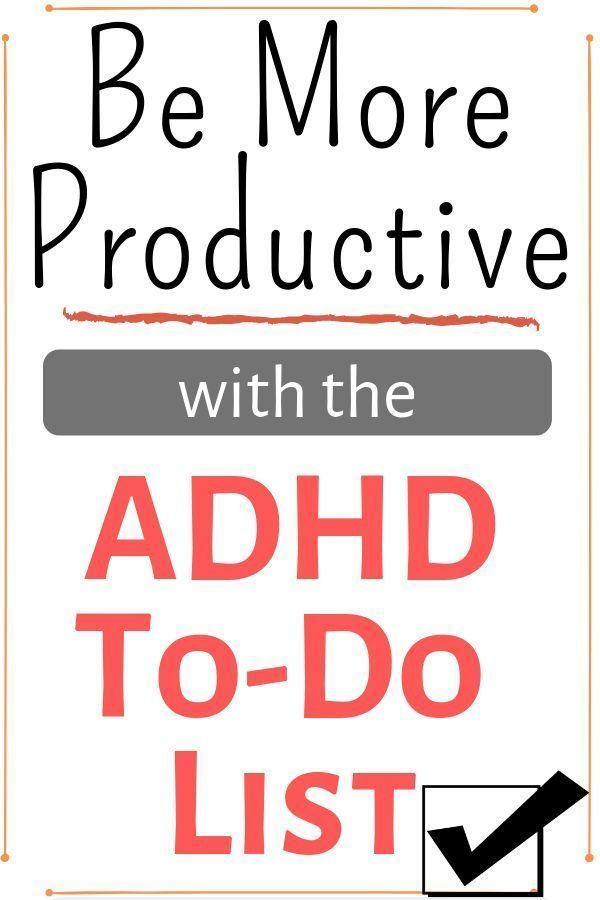 How to Master that To-Do List When You have ADHD #planningyourday