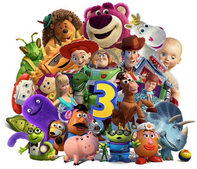 Toy Story 3 Nova Cena Completa Dublada Toy Story 3 Desenhos