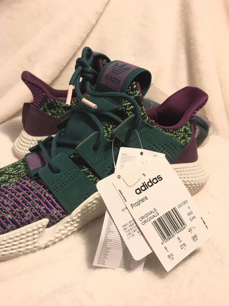 best website f6f38 de935 Adidas X Dragon Ball Z Cell Prophere US 9.5 fashion clothing shoes  accessories mensshoes athleticshoes (ebay link)