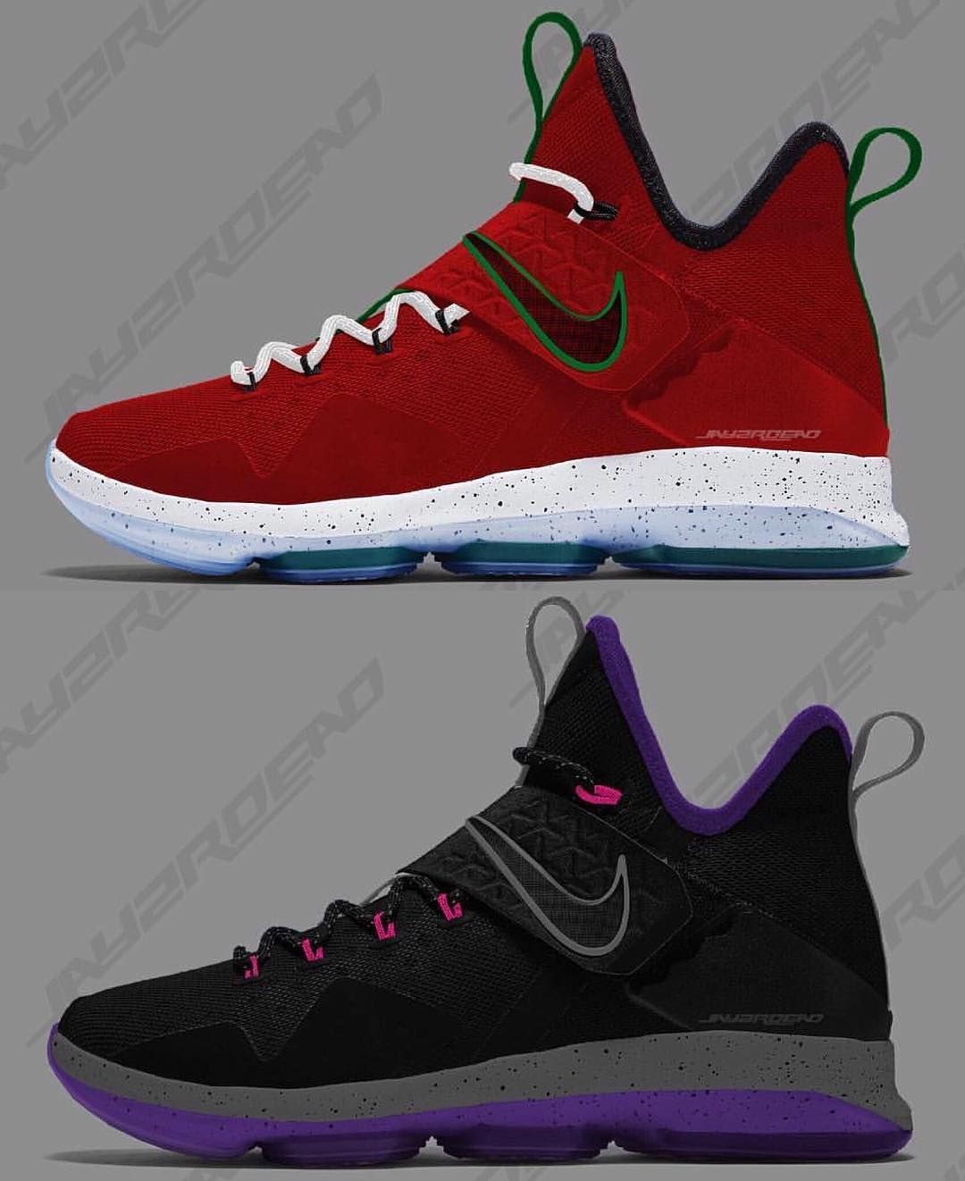 46da300053d3f Nike LeBron 14 Concepts (Created by   jayzrdead)