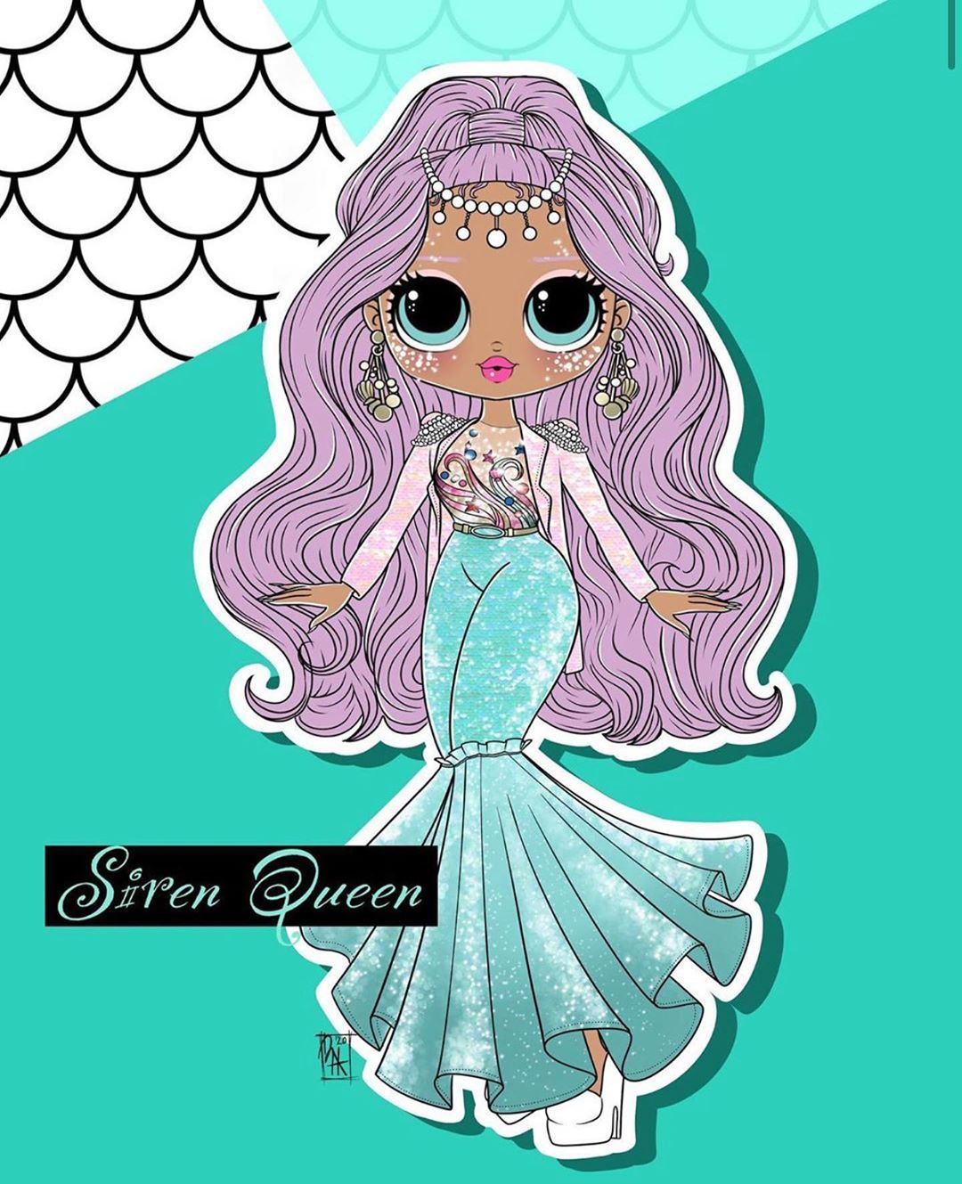 956 Otmetok Nravitsya 8 Kommentariev Lol Surprise Lol Omg Surprise V Instagram Beautiful Siren Que Lol Dolls Cute Cartoon Wallpapers Girls Cartoon Art
