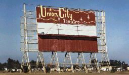 My Uncle Could Watch The Movies Played Here From The Roof Of His House Union City California Union City Abandoned Places