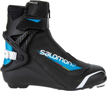 Salomon RS 8 Prolink Herren schwarz blau