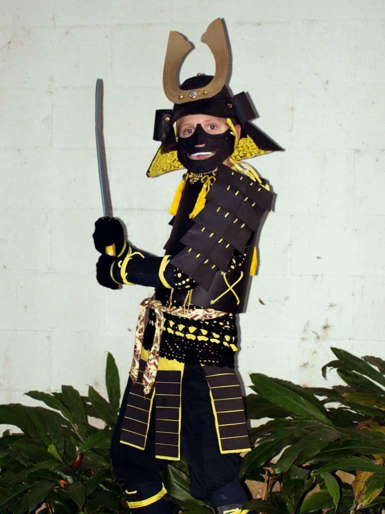 Samurai Costume Kids
