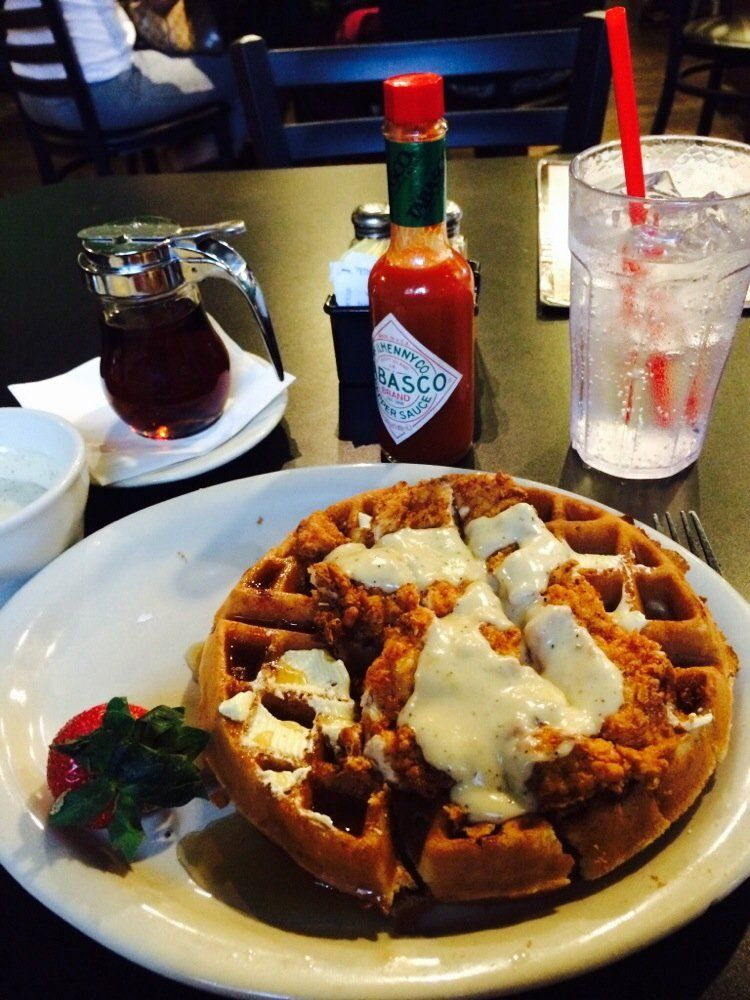 Fried Chicken And Waffle Dallas Pinterest Dallas