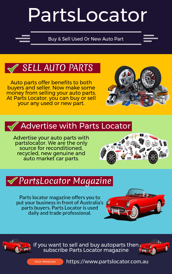 Parts Locator is a leading resource for used #auto #parts in ...