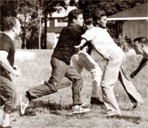 Image result for May 22, 1966 Elvis played touch football