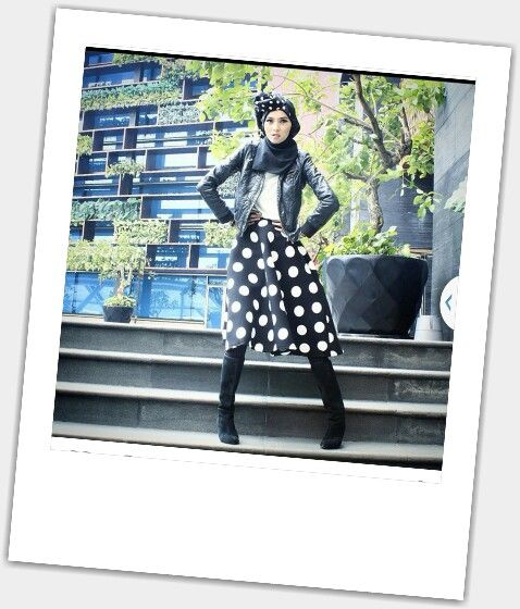 Hijab#boot#gothic