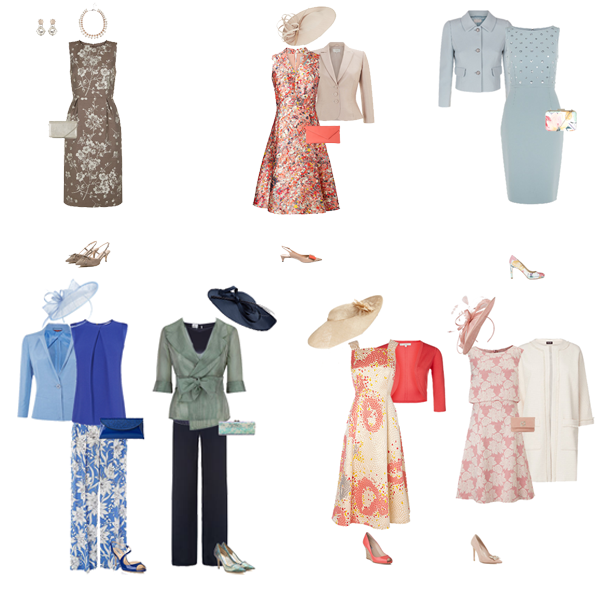 What to wear to a wedding or occasion - check out my Make Me Fabulous service