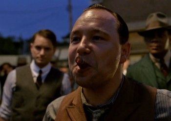 """""""We've been on the road for 18 hours. I need a bath, some chow and then you and me sit down and we talk about who dies."""" #BoardWalkEmpire"""