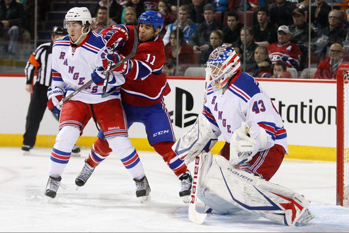 Montreal Canadiens vs. New York Rangers Game 6, NHL
