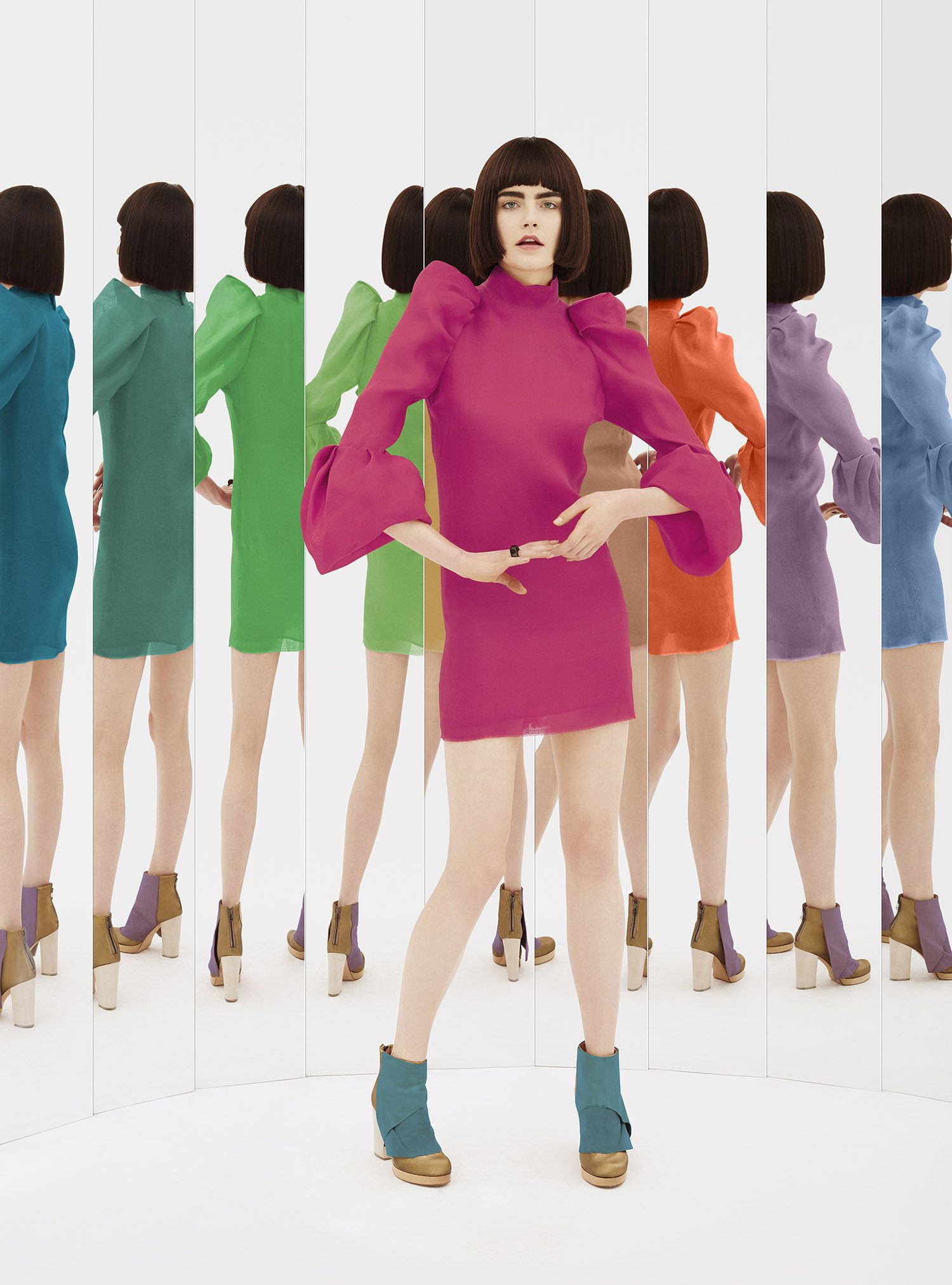 Pantone Gets Reflective With Color Campaign | The Impression