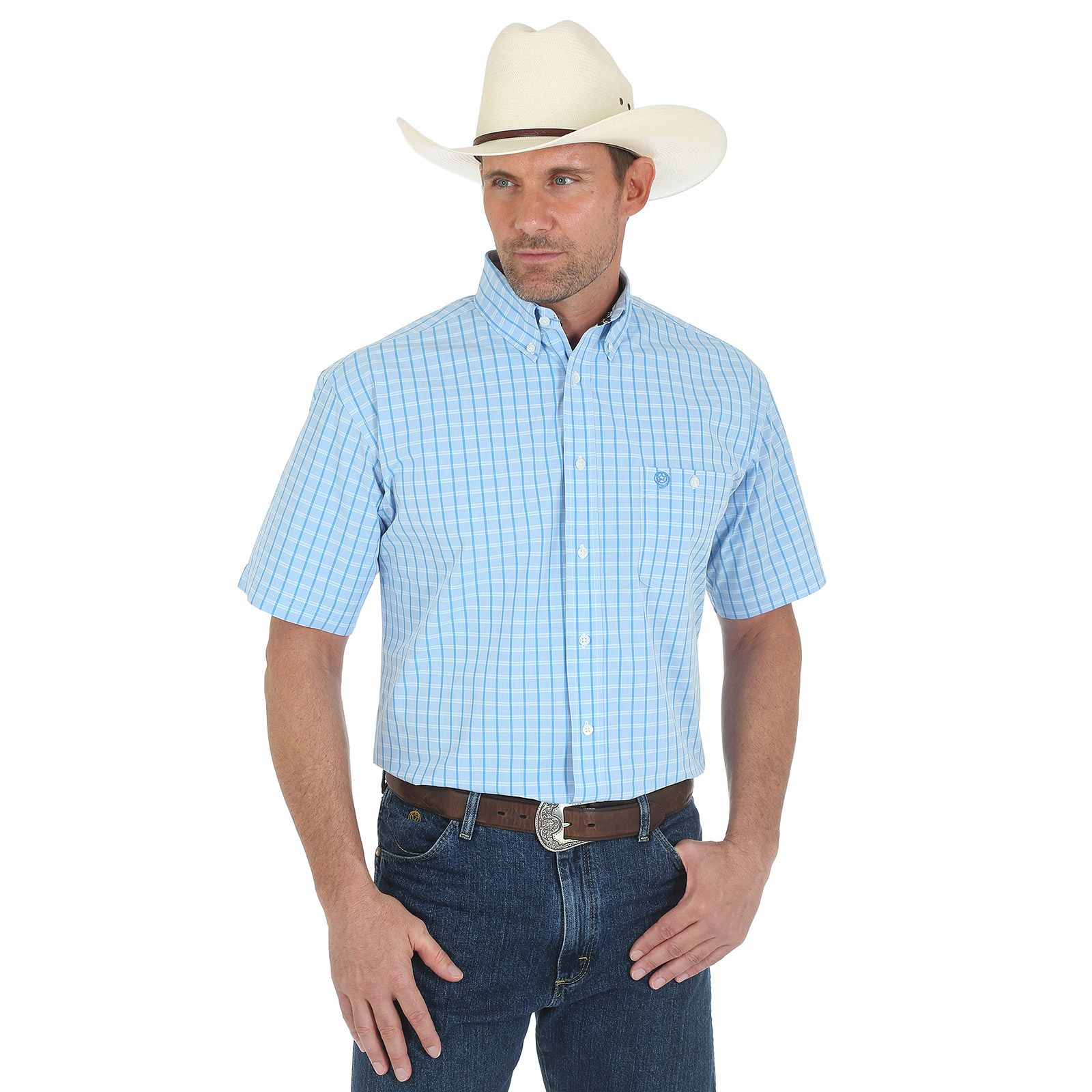 011f4bd082e New Men's Spring Wrangler apparel arriving at Billy's Western Wear ...