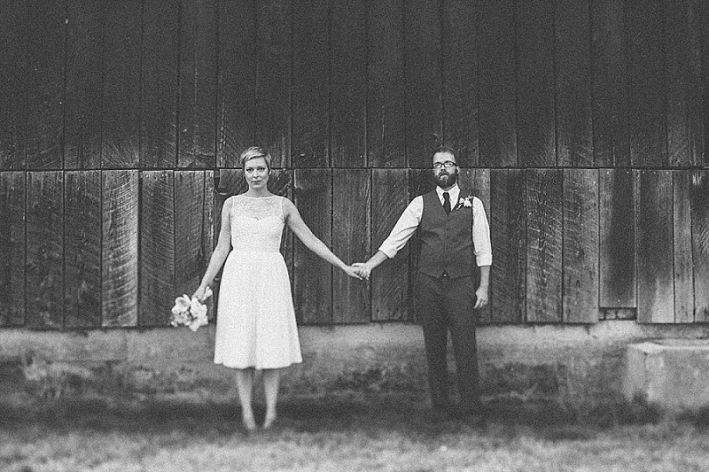 Rustic Barn Wedding | Photo by Alyssa Armstrong Photography