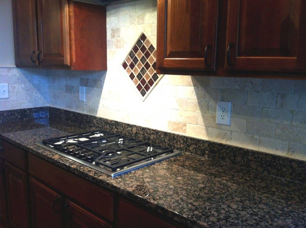 Granite Countertop Ideas And Backsplash Entrancing Decorating Inspiration