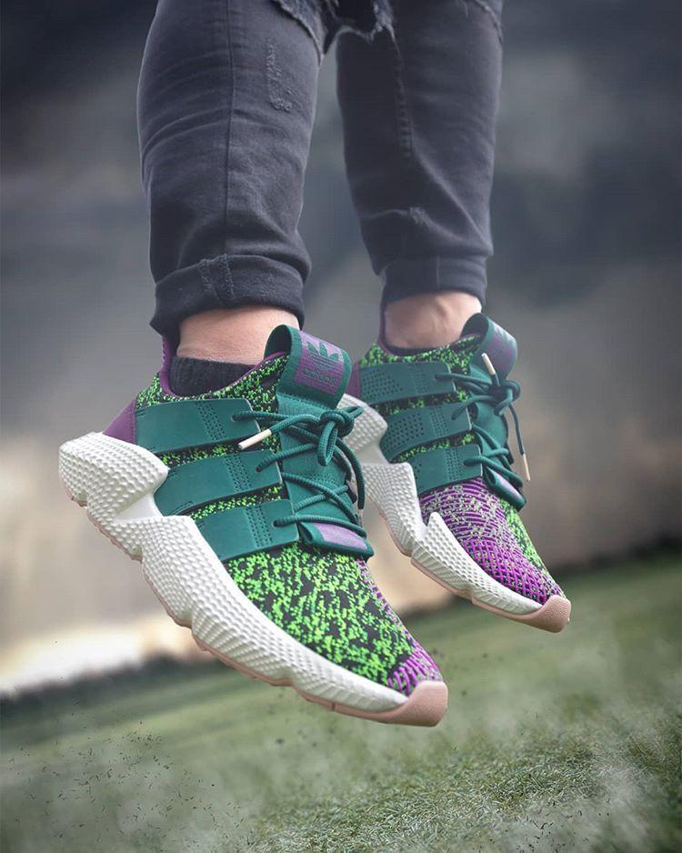 Dragon Ball Adidas' Vegeta Sneaker sind ein Tribut an die