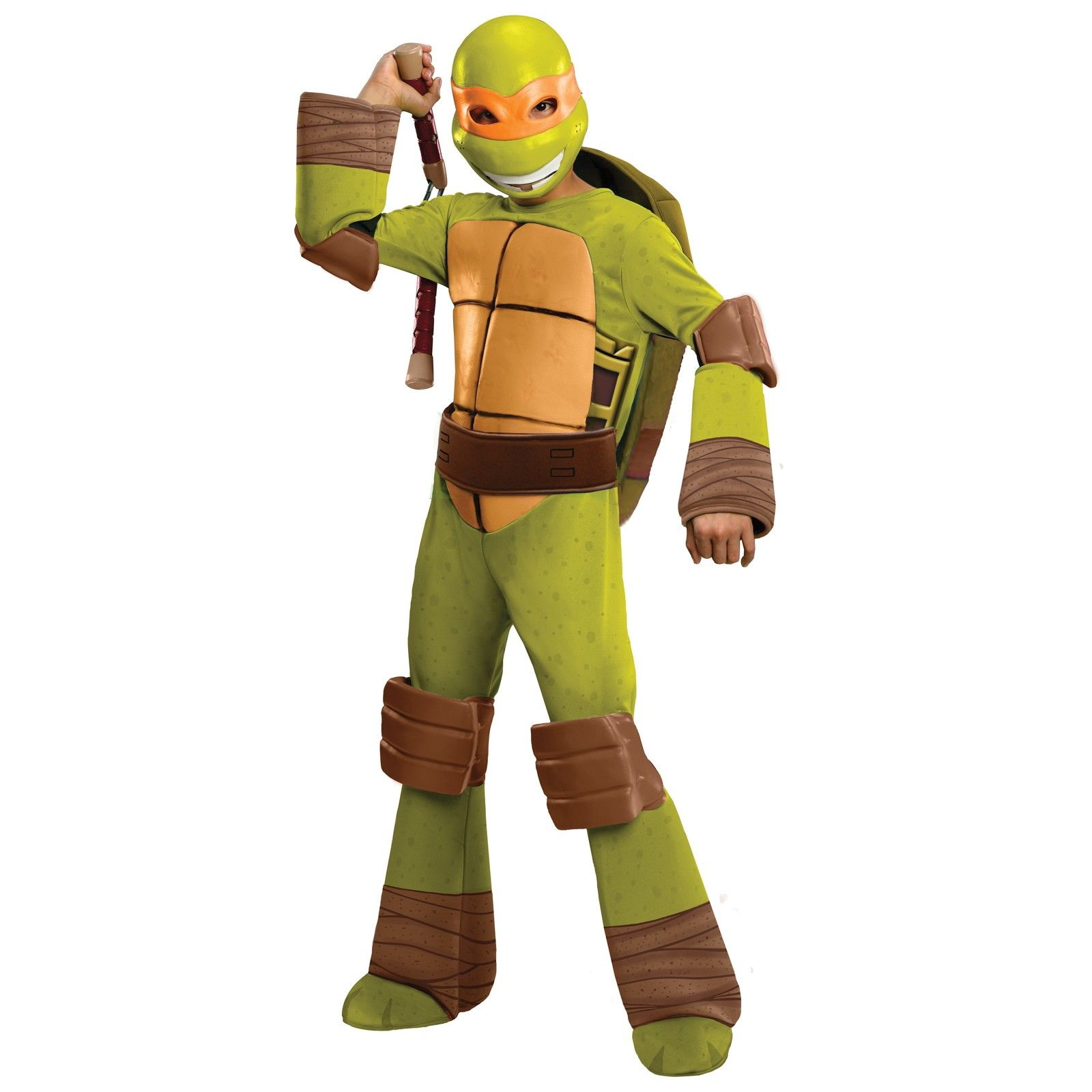 Boys Deluxe Michelangelo Costume