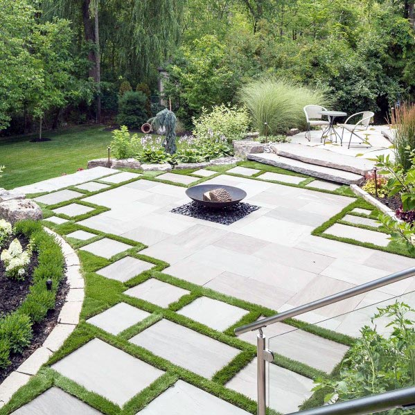 Photo of Top 60 Best Flagstone Patio Ideas – Hardscape Designs
