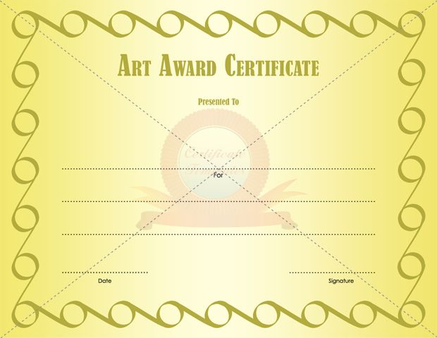 Certificate templates - Free Printable Certificate Templates - sample school certificate