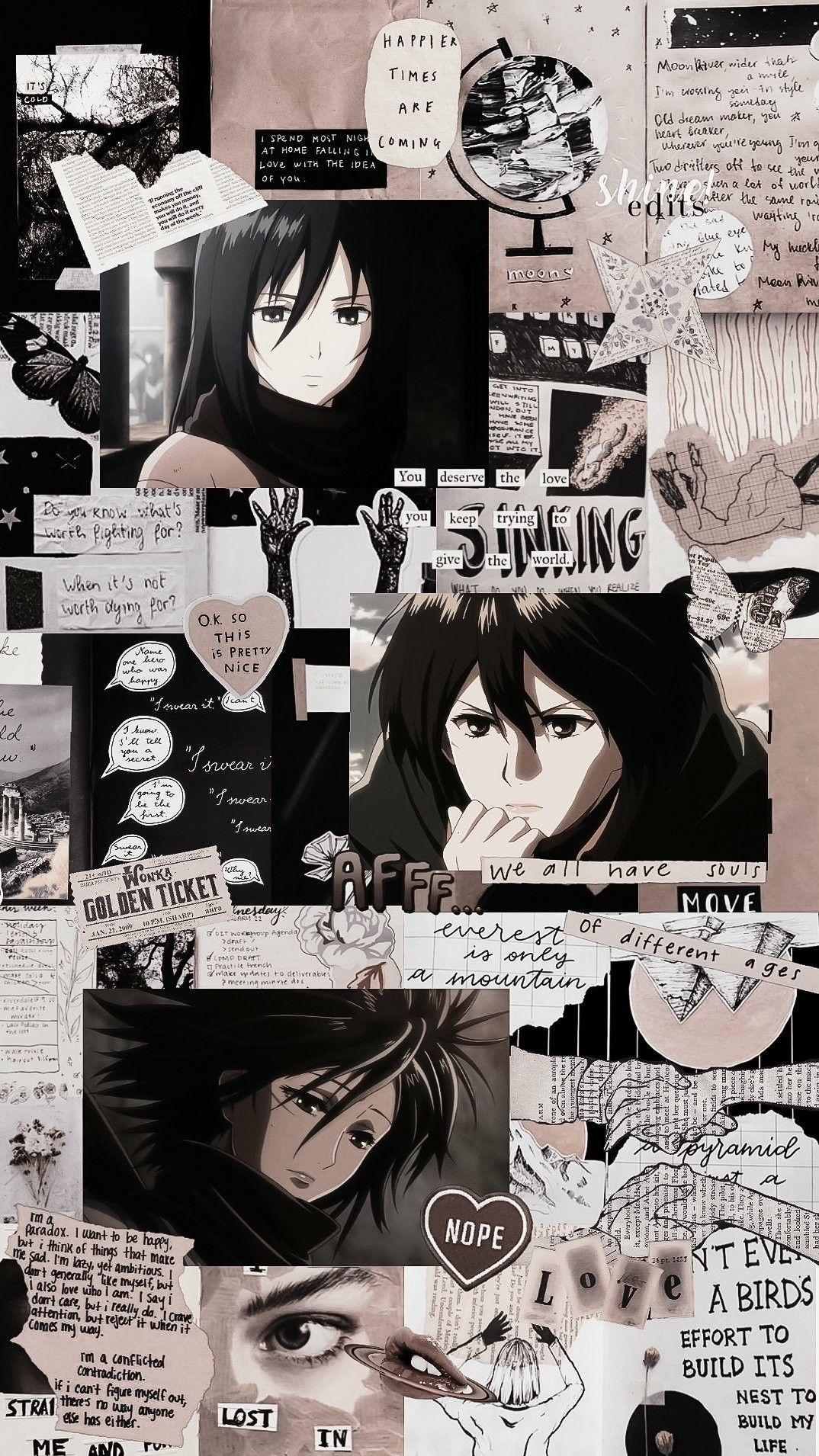Pin Oleh Sarita Castillejo Di Aesthetic Wallpaper Y Dibujos Di 2020 Seni Anime Ilustrasi Poster Ilustrasi
