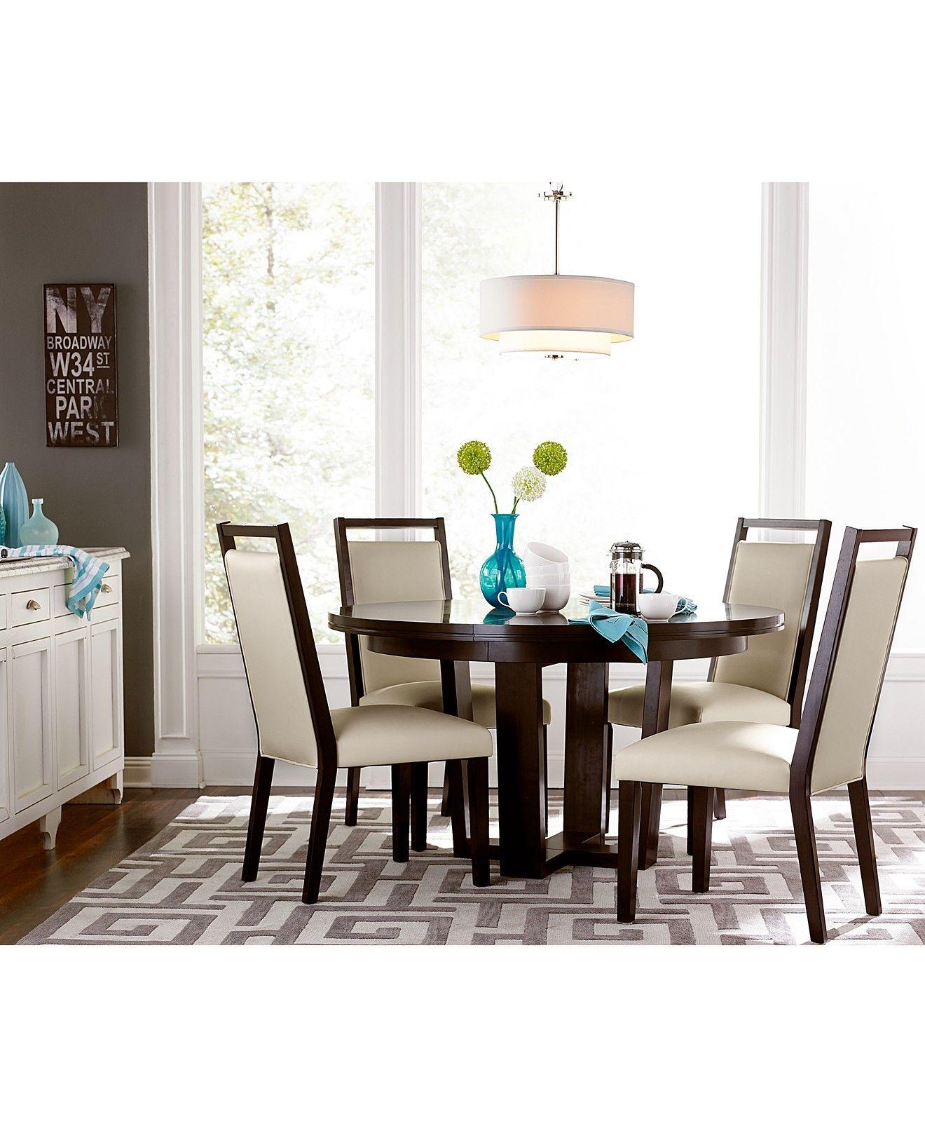 Macys Com Furniture: Belaire Round Dining Colleciton