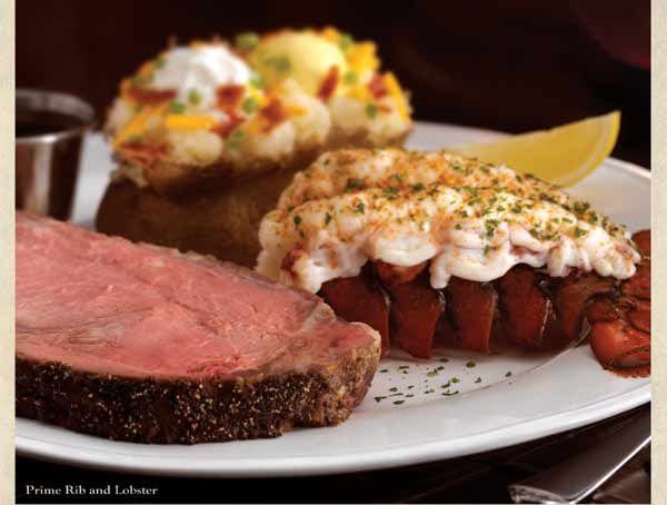 Prime Rib and Lobster. -- my favorite dinner. | Steak and ...
