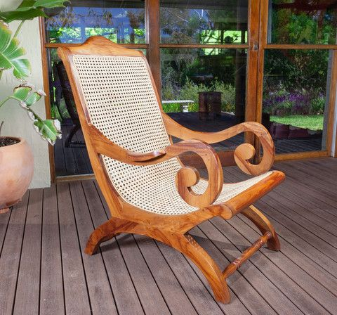 Relax on the deck with a beautifully crafted and wonderfully
