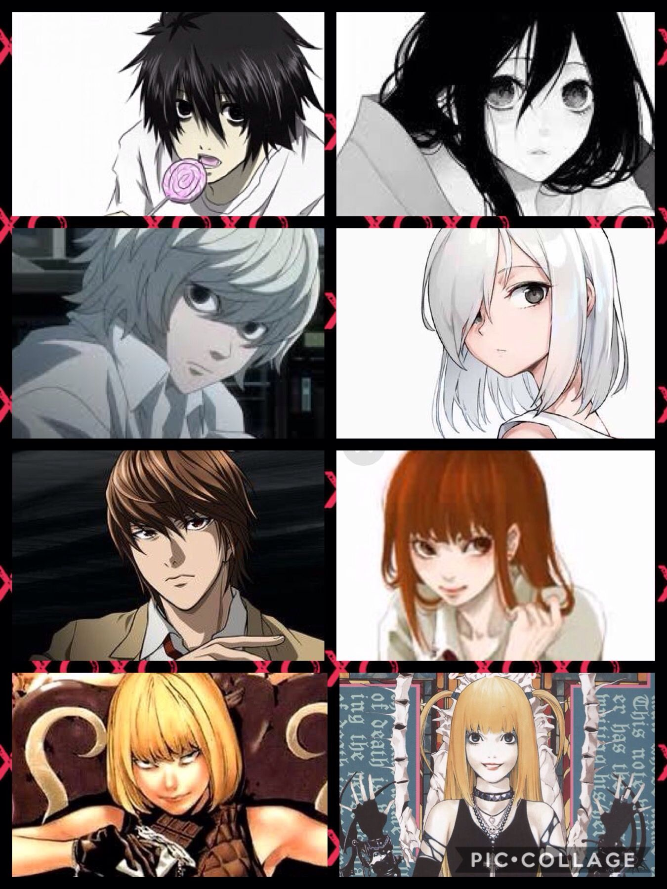 Idea by Starry Sky on Death Note Death note funny, Death